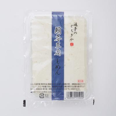 国安豆腐 もめん 越前にがり
